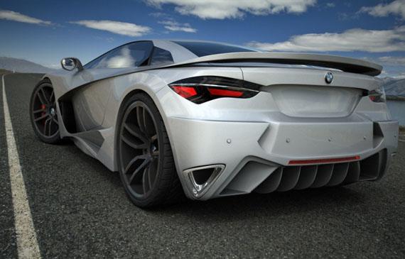 BMW 250tti Concept