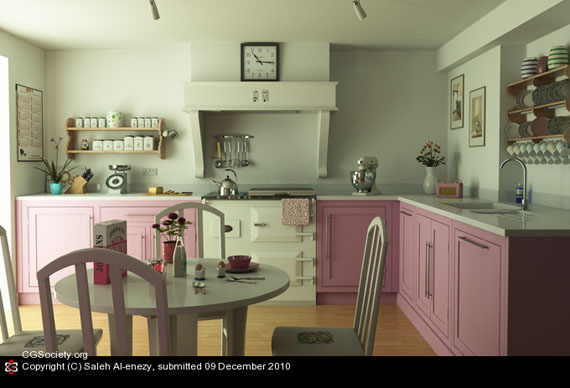 50 Incredibly Creative And Realistic 3D Models