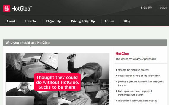 Hotgloo-free-premium-wireframing-webdesign-tools
