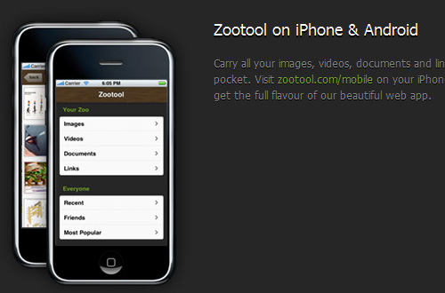 Zootool-mobile-tools-save-collect-organize-notes