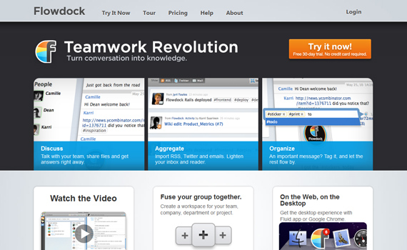 Flowdock-project-management-collaboration-tools