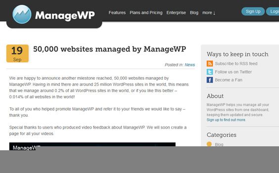 Managewp-50k-fresh-successful-startups-review
