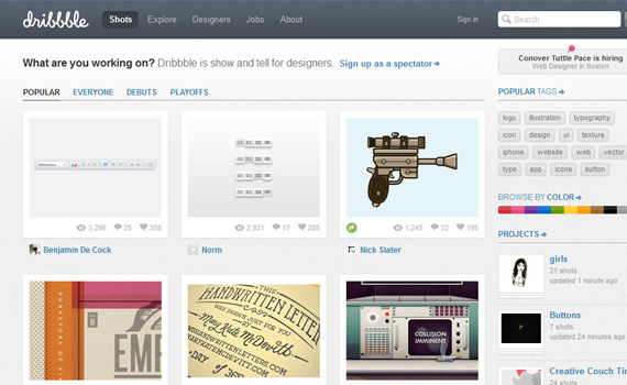 Dribbble-tools-enrich-reader-expierience