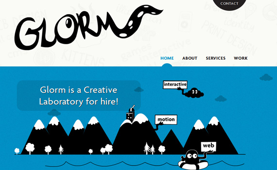 Glorm-responsive-web-design-showcase