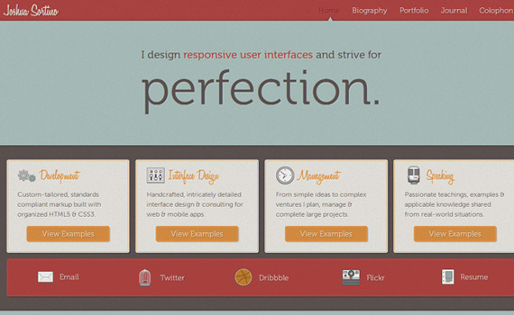 Joshuasortino-responsive-web-design-showcase