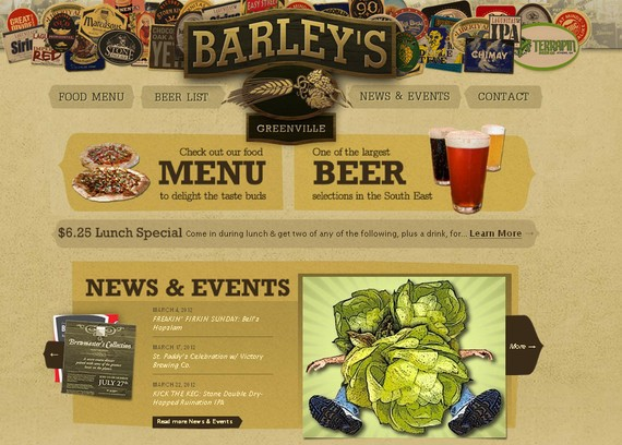 Barleys Green ville