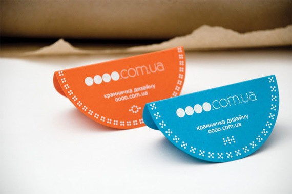 creative minimal business card design inspiration Design shop oooo.com.ua