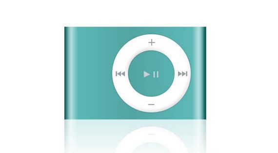 iPod Shuffle From Scratch