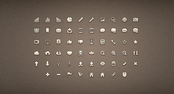 Pixel-free-minimal-clean-icons