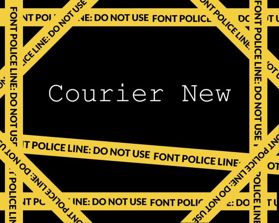 courier-new
