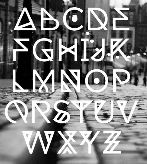 Free-Font-107