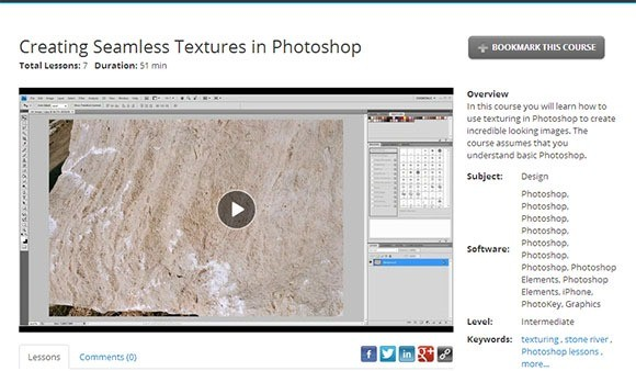 Creating Seamless Textures