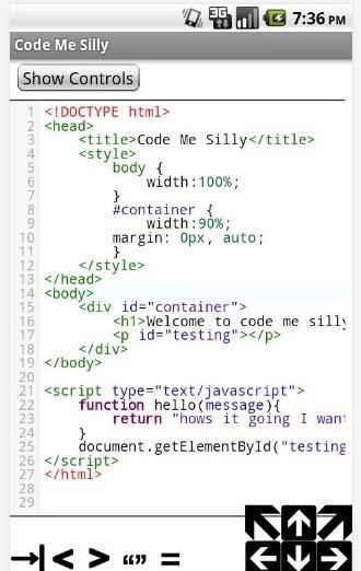 Syntax Highlighted