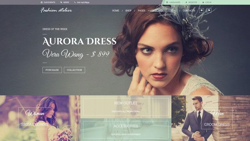 Fashion Atelier - Wedding Bridal and Groom Shop