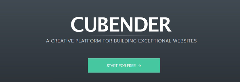 cubender-website-builder
