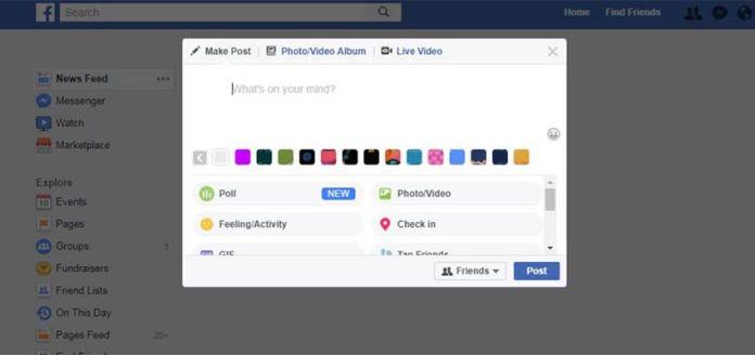 Facebook's dynamic abilities