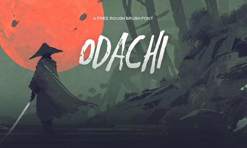 Odachi