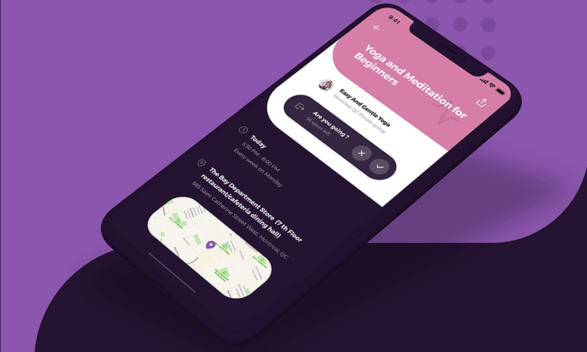 Social Meet Up UI Kit