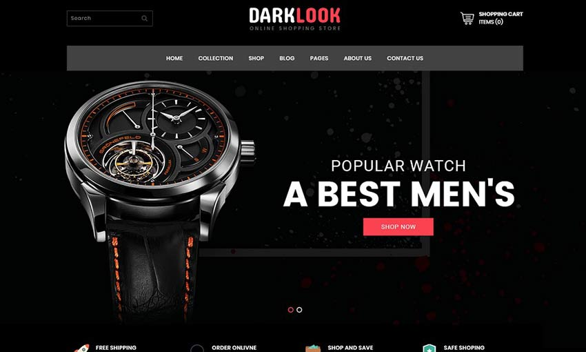 Example of Darklook