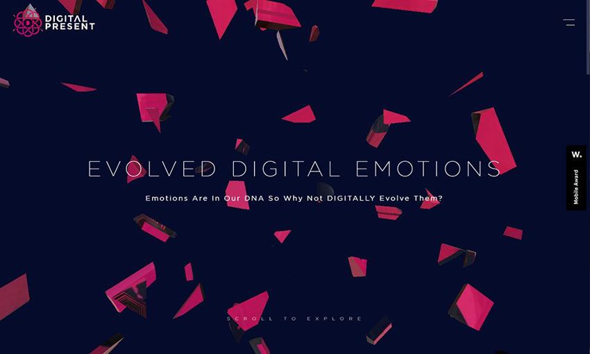 9 websites with mesmerizing