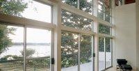 Milgard Aluminum Sliding Glass Door OXXO