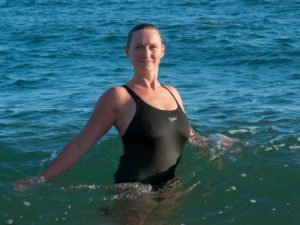 Beth French blog ocean portrait stay well in lockdown