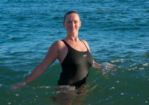 Beth French blog ocean portrait stay well in lockdown