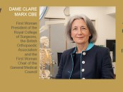 Interview Dame Clare Marx