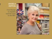Interview Angela Rippon