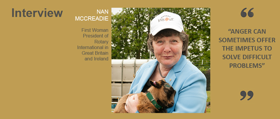 Interview Nan McCreadie