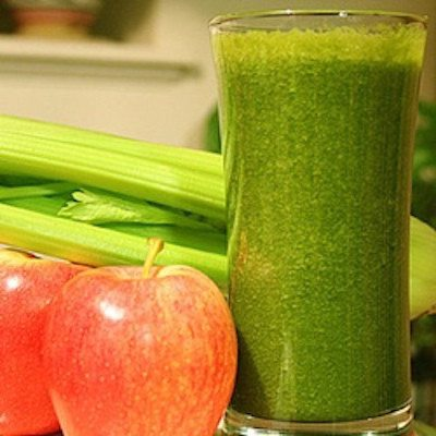 Picture of the Glowing Green Smoothie