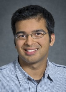 Berkeley Lab researcher Samveg Saxena