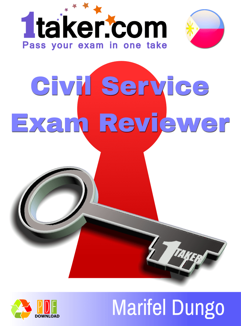 civil service exam reviewer with answer key pdf 2018 free download
