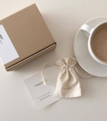 aesthetic cream coffee and light brown image #7183766 on Favim com
