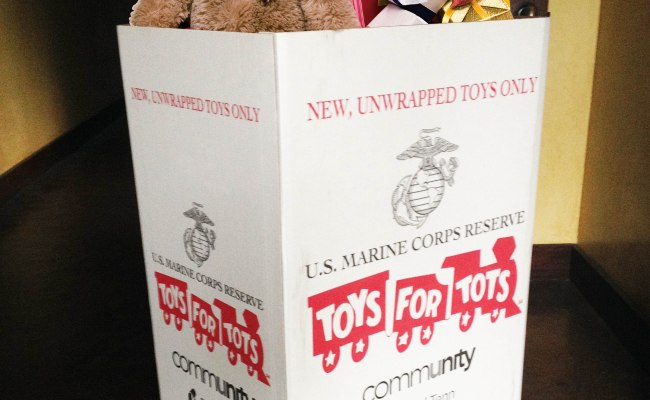 Pacific Medical Helps Toys For Tots Technation