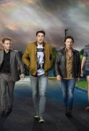 2014, The Almighty Johnsons 2014, South Pacific Pictures...