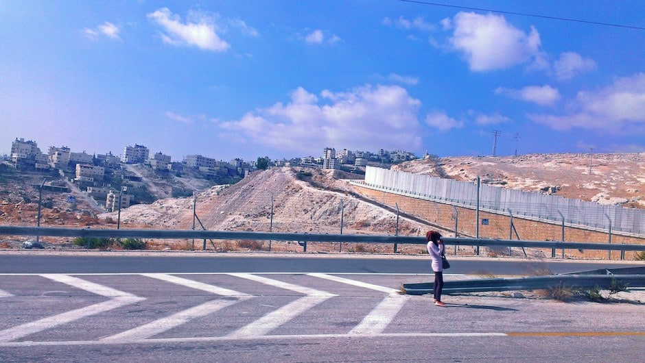 Jerusalem Mauer