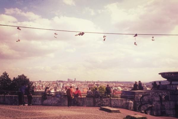 Letenske sady Prag