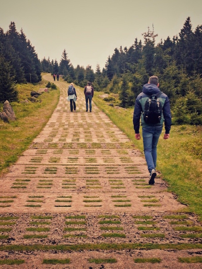 Heinrich Heine Weg Harz