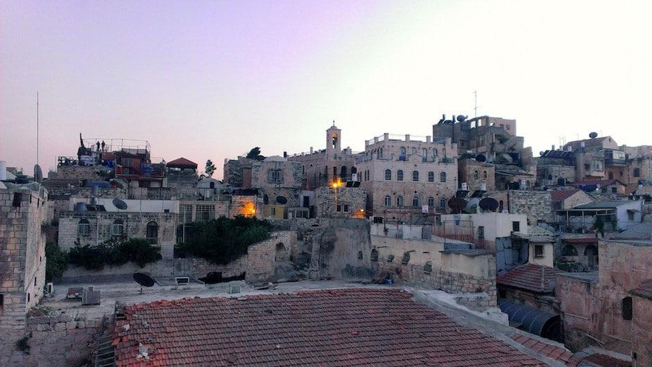 Jerusalem Muristan
