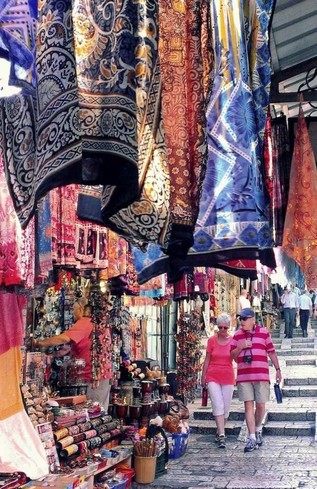 Muslimisches Viertel Jerusalem