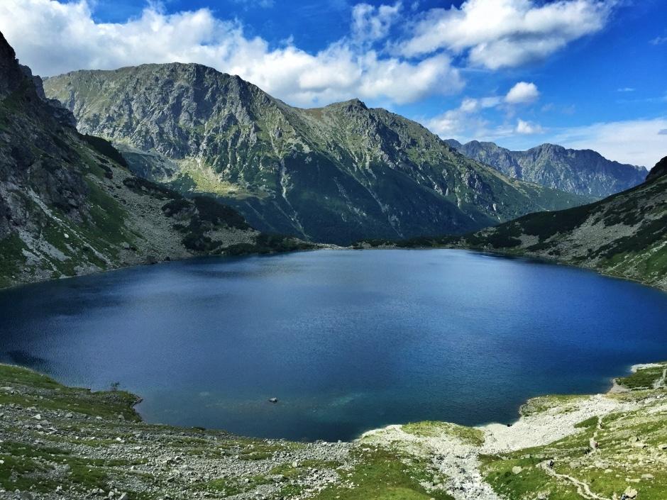 Hohe Tatra Czarny Staw pod Rysmy