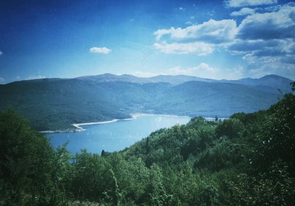 Mavrovo-Nationalpark Mazedonien