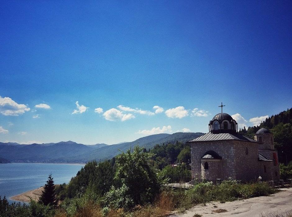 Mavrovo Nationalpark Mazedonien