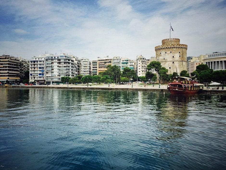 Weißer Turm Thessaloniki