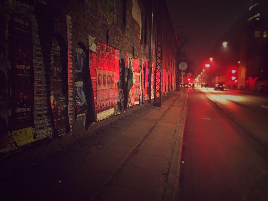 Kopenhagen Christiania Rotlicht