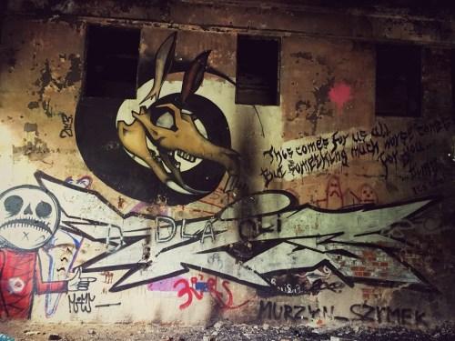 Krakau_Steinbruch_Street Art_1 THING TO DO