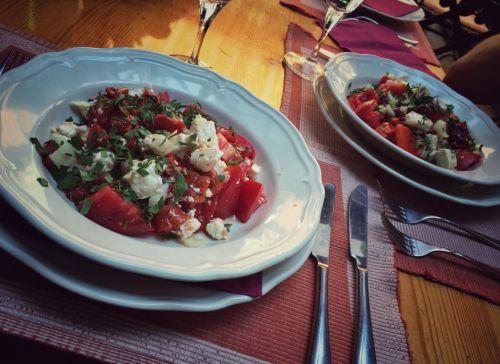 Skopje_Mazedonischer Salat_1 THING TO DO