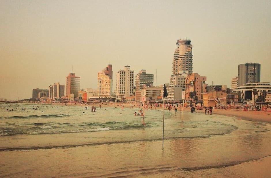 Tel Aviv_Strand_1 THING TO DO