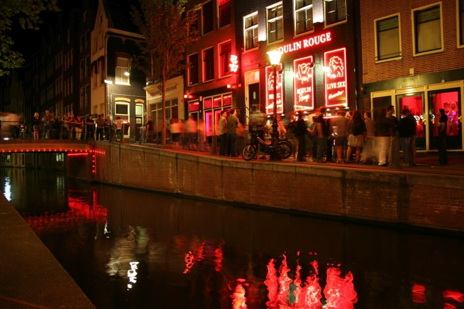 Amsterdam Prostituierte